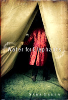 Water for Elephants Cover by Charles Mason